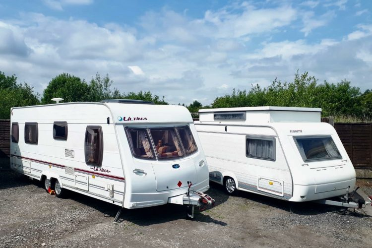 Little and Large Caravan