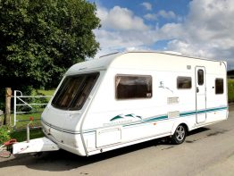 Swift Challenger 5 Berth Caravan