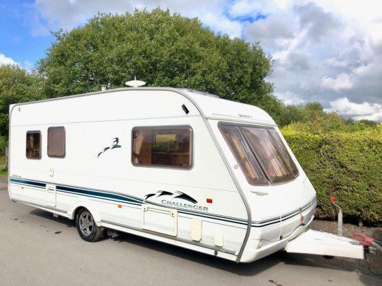 Swift Challenger 5 Berth Caravan
