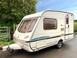 Abbey Aventura 312 Lightweight Caravan