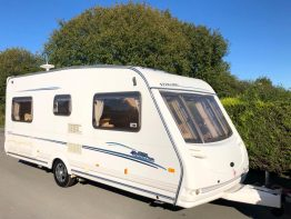 Sterling Eccles Onyx 2003 Fixed Bed