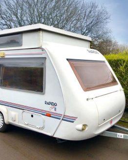 Rapido Club Caravan