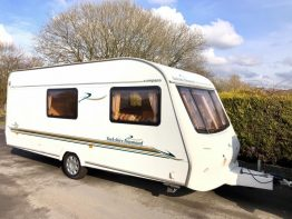 Compass Yorkshire Diamond 4 Berth Caravan