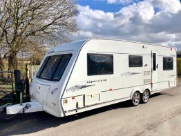 Elddis Crusader Superstorm 6 Berth Twin Axle
