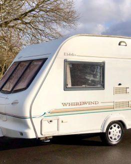 Elddis Whirlwind 2 Berth 2001