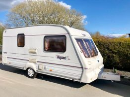 Bailey Pageant Magenta 2 Berth Caravan