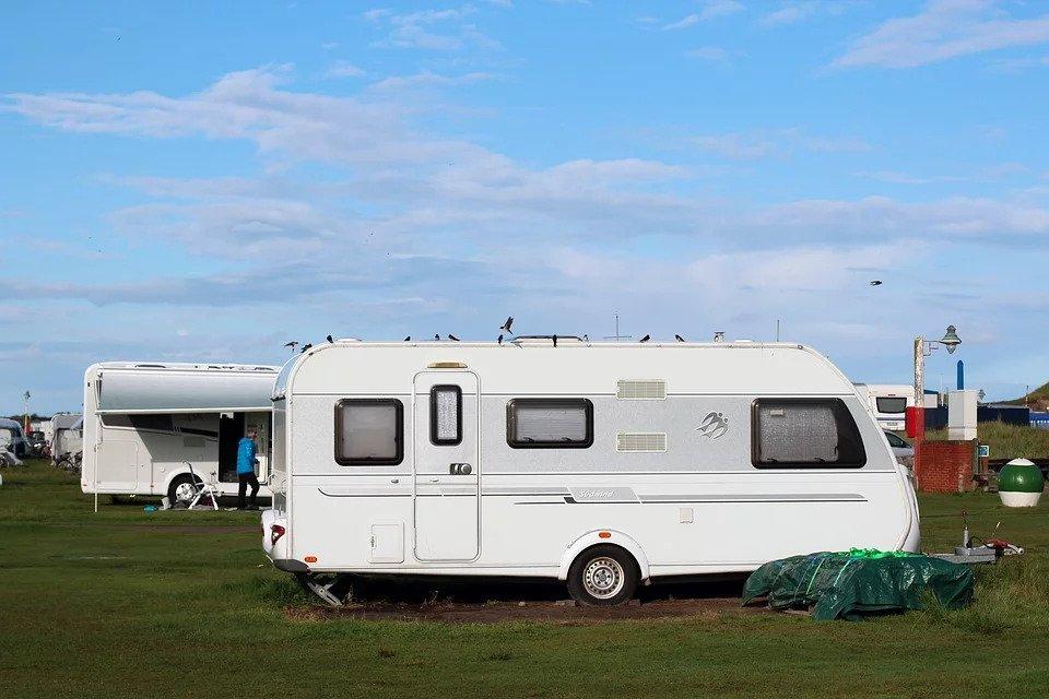 2 berth caravans for sale