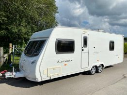 Lunar Lexon EW Twin Axle Fixed Bed Caravan