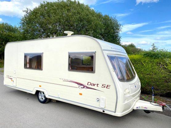 Avondale Dart SE 2006 4 Berth Caravan