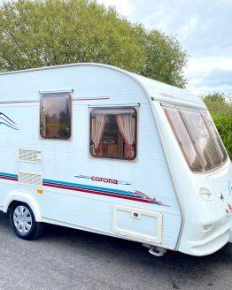 Compass Corona Lightweight 5 Berth Caravan