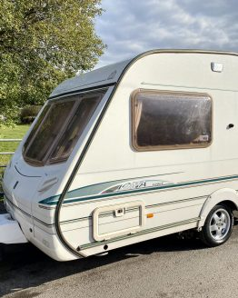 Abbey Vogue Iona Lightweight Caravan