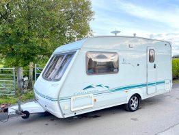 Swift Challenger 2 Berth Caravan