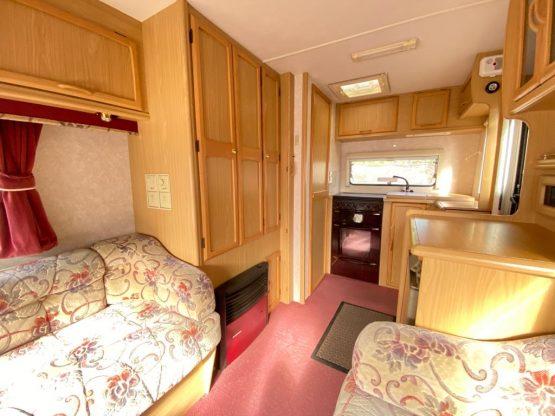 Bailey Pageant Majestic 2 Berth Caravan